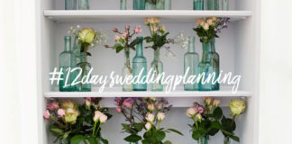 12 Days of Wedding Planning: Reception Décor