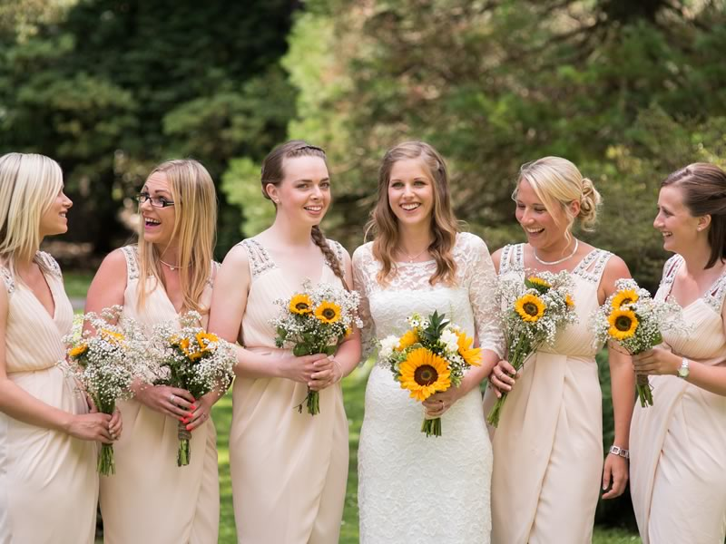 We turn to some of our fabulous featured weddings to showcase the pick of the crop of wedding bouquet ideas to give your wedding a finishing flourish!
