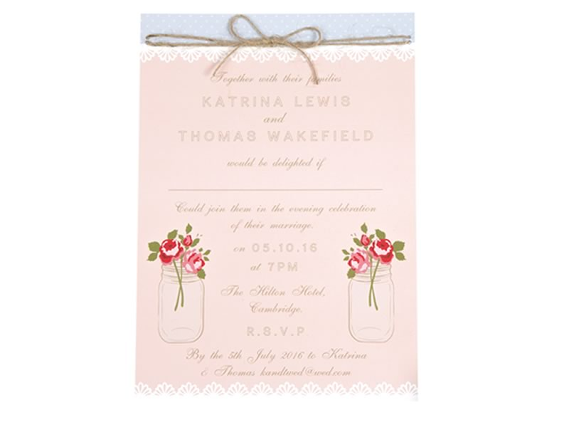 Cate Darcy's rustic stationery designs, new for 2017, will be on the hot lists for country loving brides to be everywhere! One look will tell you why...