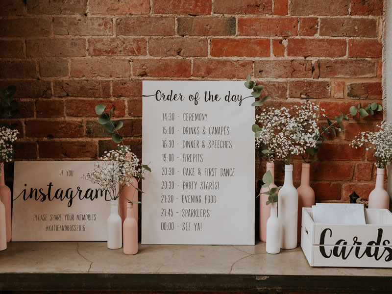 75 of the Best Wedding Reception Essentials!