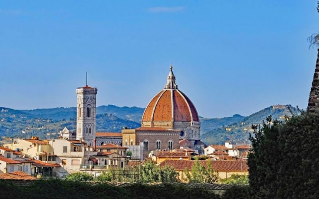 Florence skyline - 5 Unbelievable Luxury Honeymoons From Around the World