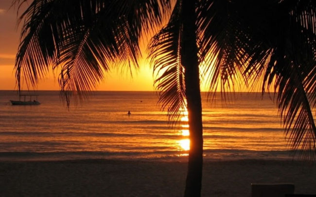 Beach Sunset - 5 Unbelievable Luxury Honeymoons From Around the World