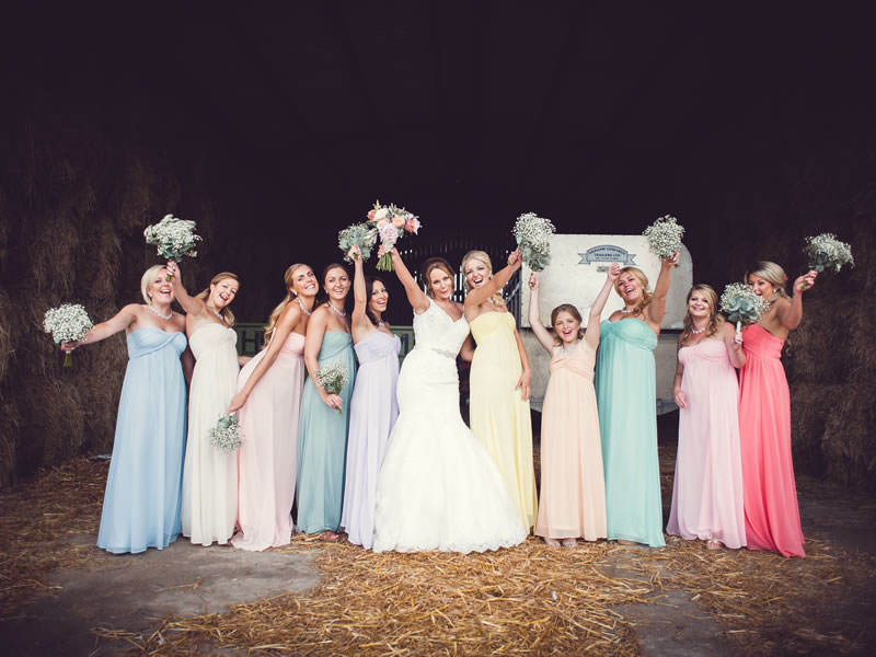 Our real brides tell us exactly what made them choose to add these 20 unique touches to their wedding day and how they wowed!