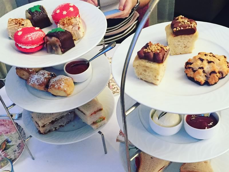 Treat your fiance or your best girls to a festive afternoon tea at Amba Hotel Charing Closs where you can sip bubbly looking out onto Trafalgar Square...
