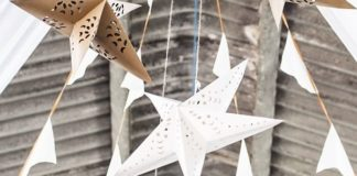 Hanging hearts, you've got company! Here are seven of our favourite hanging decorations that will give your wedding venue the wow-factor...