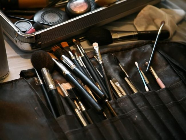 makeup artist's brush collection best vegan beauty products