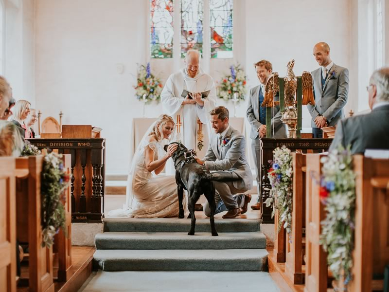 You've planned your decor, but have you got a plan to make your ceremony count? It's the most romantic moment, so try these 3 ways to make it extra special