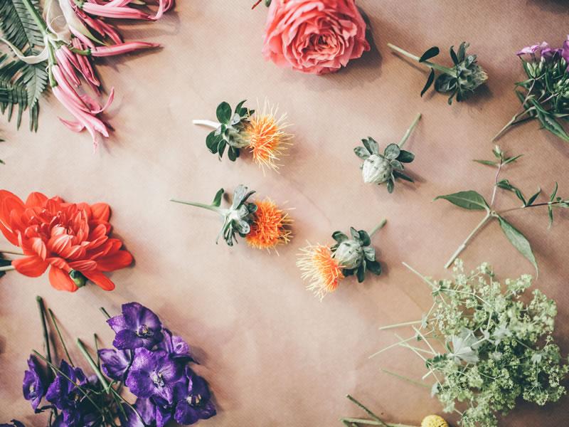 DIY flower crown 6