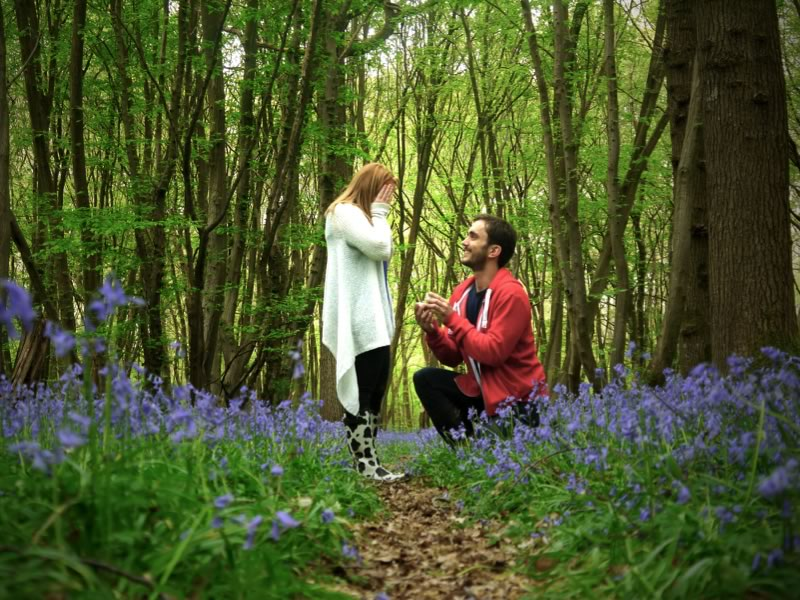 6 of the most perfect real life proposals EVER! We all dream of our other halves popping the question perfectly - these guys got it so right!