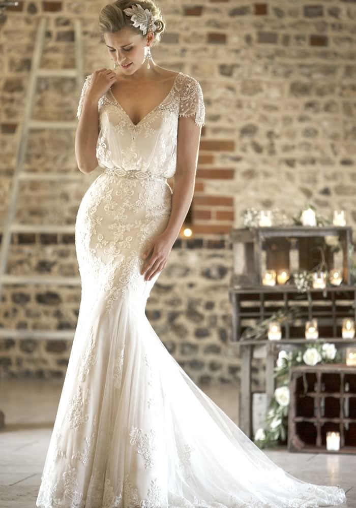 Are You A Laid Back Bride To Be Looking For Dress That