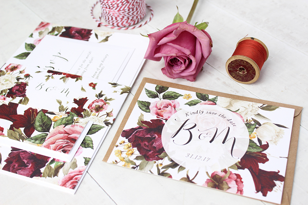 Follow our easy step by step on how to word your wedding invitations...