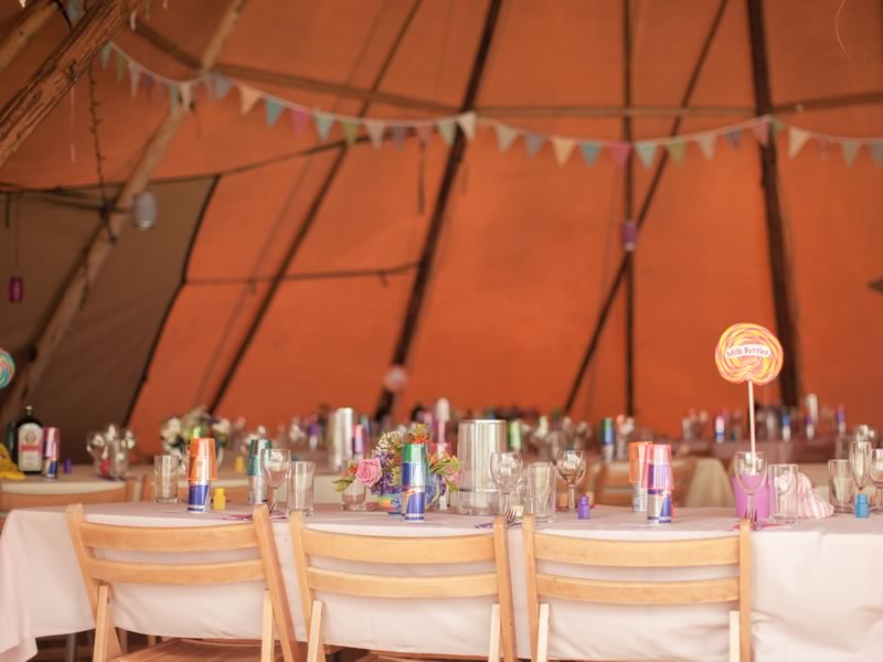 Your wedding day will be a rollercoaster of emotions, so why not style it to match? Here's how to bring this funfair reception theme to life...