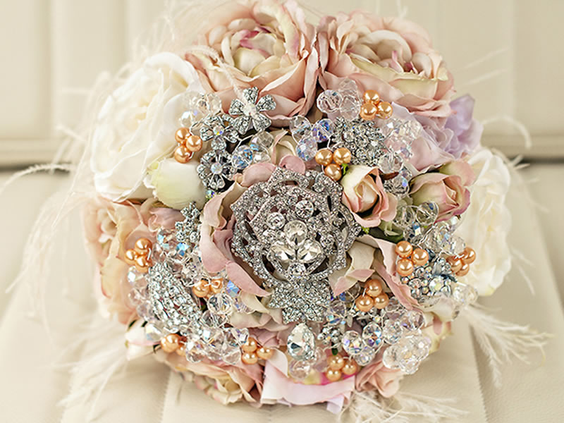 Crystal bouquet boutique