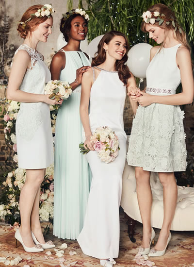 ab087a56a Ted Baker bridal range to launch at The National Wedding Show ...