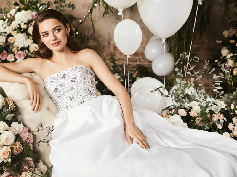 Ted baker Bridal 6
