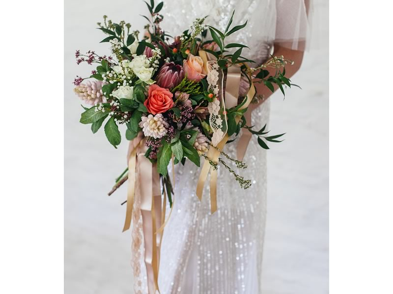 Inspired by waving golden cornfields and the prettiest fresh flowers, every country bride should step down the aisle wearing some of these accessories