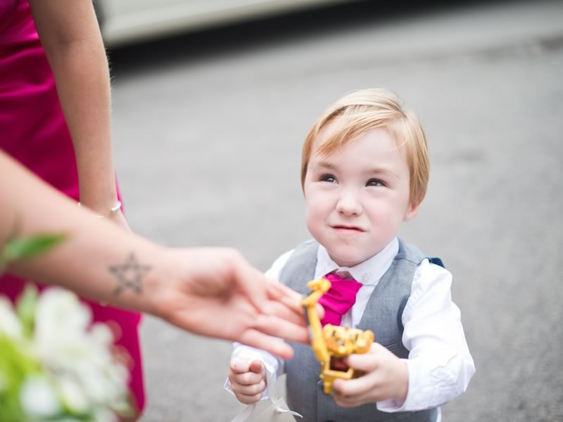 Edible, interactive and fun for almost every age group - these are six budget-friendly buys that will keep kids entertained on your wedding day!