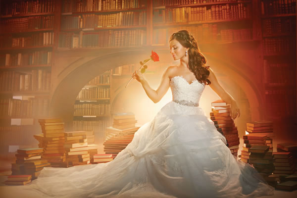 Beauty And The Beast Inspired Wedding Dresses Wedding Ideas Magazine