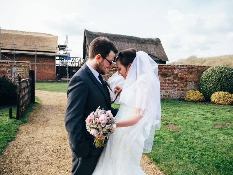Take inspiration from Cathryn and Dion, who nailed DIY, homespun and homemade decorations and dining for their atmospheric barn wedding