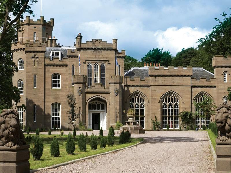Drumtotchy Castle