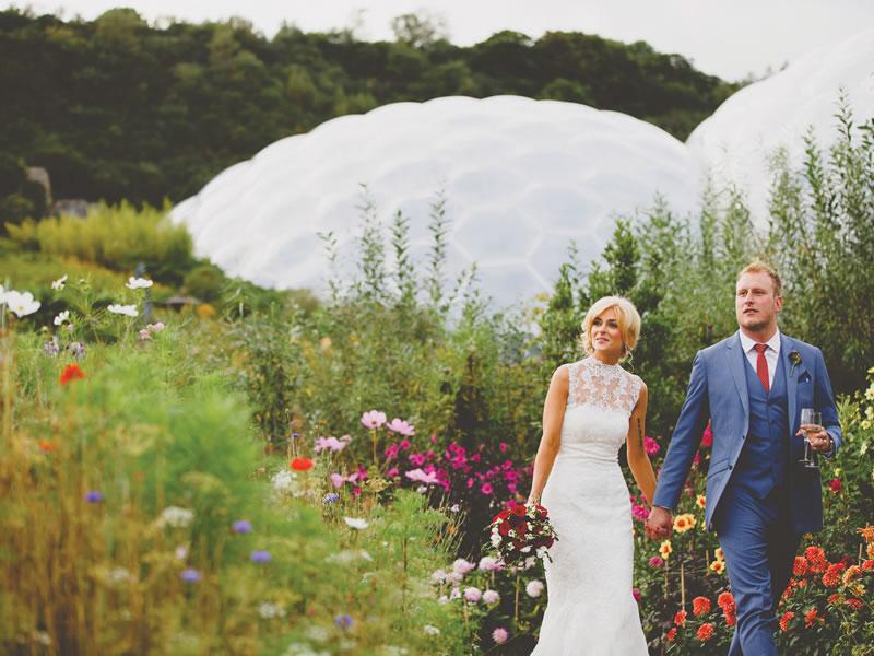 The Eden Project edenproject.com/weddings