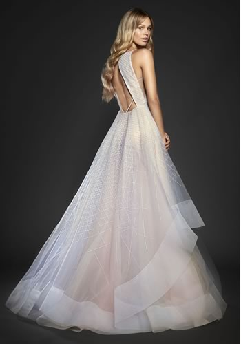 Even if you've always maintained you hate them, so many brides discover a princess dress style to love! Why not discover yours?