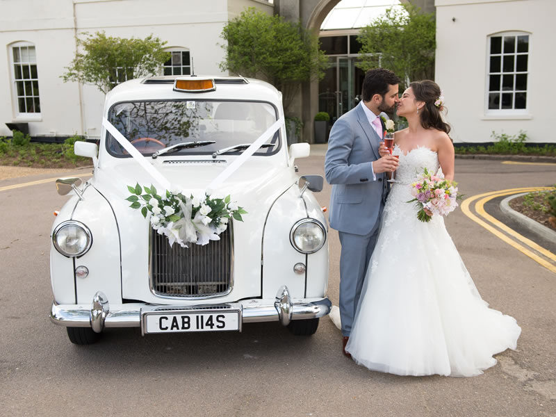 An english rose garden meets Grecian heritage created the fairytale feel day in lilac for this young couple who wanted a traditional Greek Ceremony