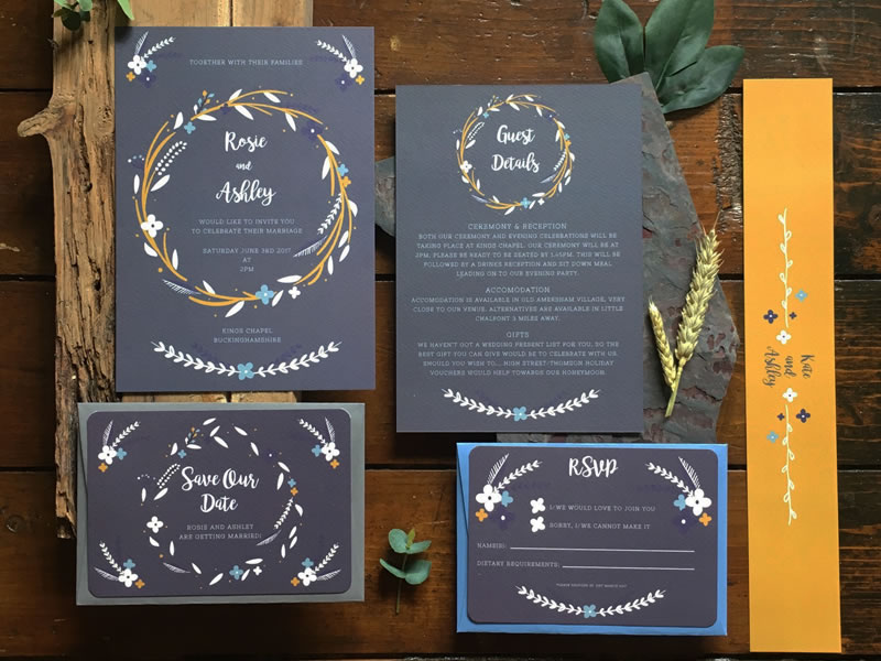 Stationery for spring 3