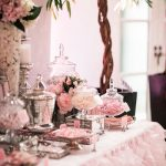 Wedding Awards sweet treats table for guests to indulge