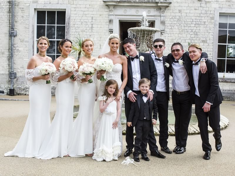 Can children give speeches at weddings? Older children might embrace the moment to raise a glass and say a few words, but for littler ones, try these ideas