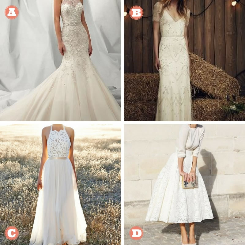 Take our STYLE quiz and let us help you settle on your DREAM wedding destination once and for all! What will your wedding style say about you?!