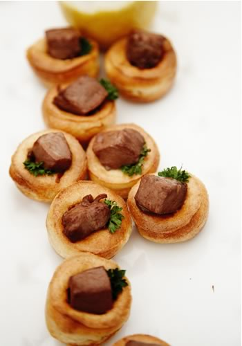 Quirky canapés: ideas that will spice up your reception, wow your guests and ensure you have deliciously memorable wedding food your guests will love...