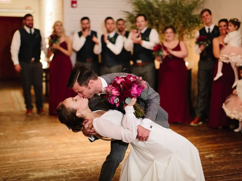 From fun, choreographed routines to a romantic sway on the dance floor, these couples had the best first dance song ideas. So why not steal them?