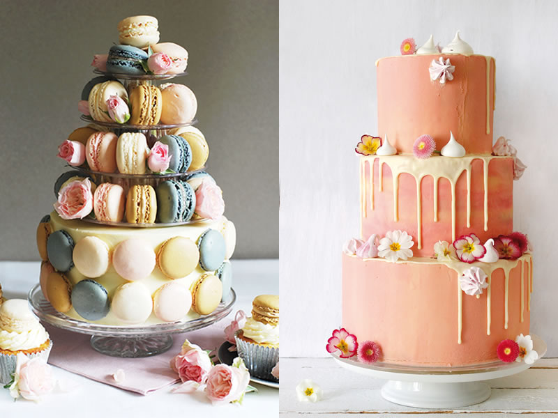 It's not all about pretty decorations and multiple tiers! Make ordering your wedding cake simple by asking these all-important questions!