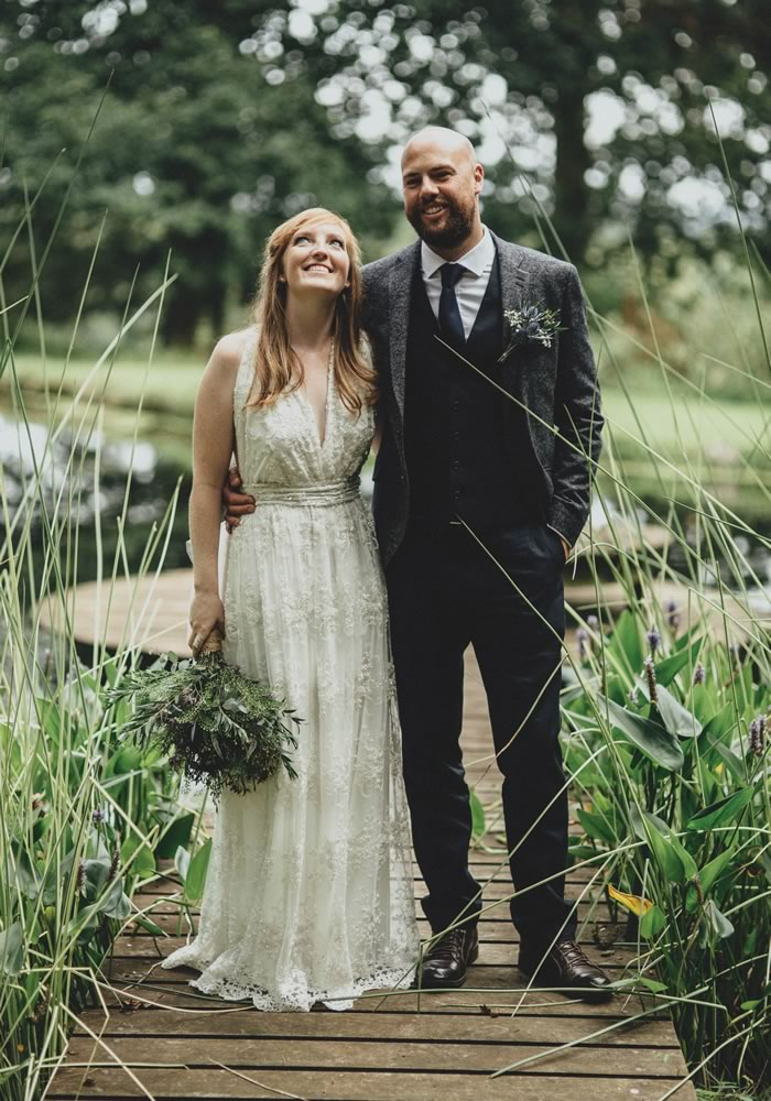 9 brides on how they found the one and their dress search, with one bride not getting the feeling until the big day itself...