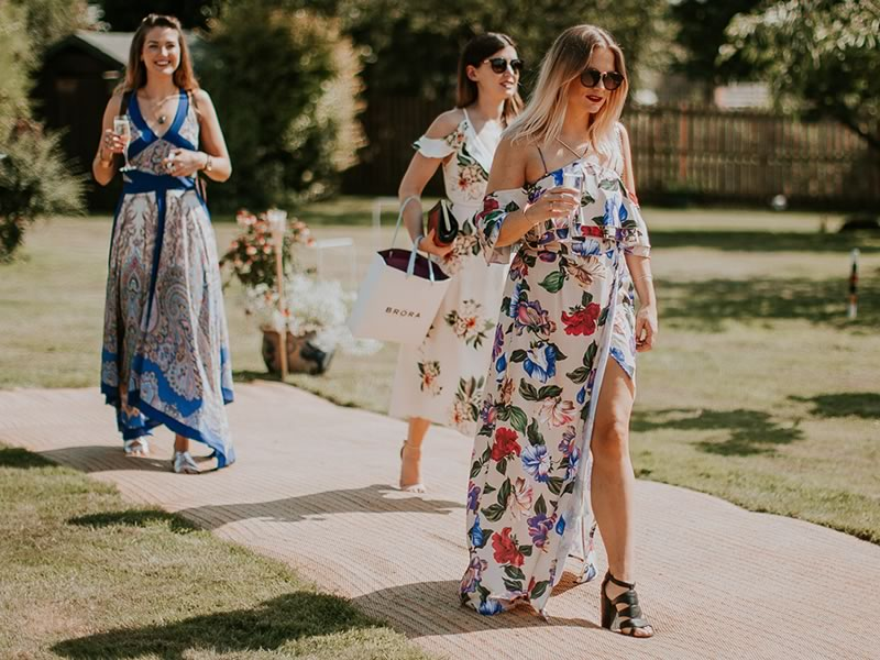 We bet each wedding guest costs more than you think, for both you and the guest! But that doesn't mean you shouldn't invite lots of them...
