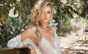 Embrace the laid-back wedding trend by choosing one of these bohemian wedding dresses - comfortable, beautiful and stylish, it's no wonder brides love them