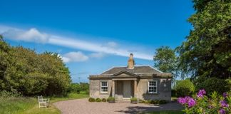 Luxurious interiors and views that stretch for miles make West Lodge irresistible, we find out first hand what makes a Scottish Borders minimoon so great