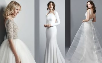 From sleek silhouettes to the fairytale ballgown, each new wedding dress from Sottero & Midgley 2017 exudes a modern glamour and incredible detailing...
