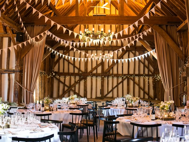 """Wedding venues have to set the perfect scene for your big moment, the one where you finally say """"I do"""" and wear that breathtaking dress. Browse our edit..."""