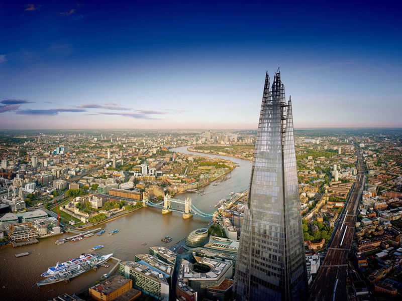 The View from The Shard, London's highest viewing platform, now has a Ring Leader to coordinate engagements for those wanting to propose 800ft above London
