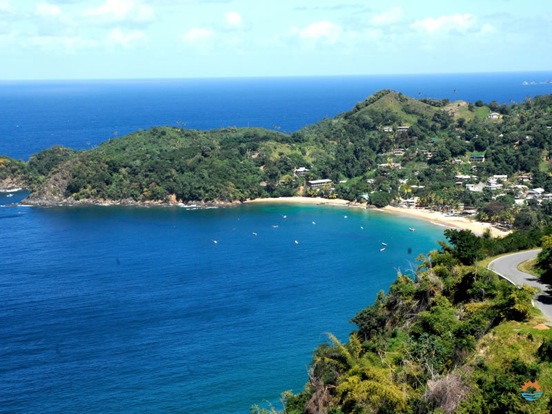 We travel to the tempting treasure trove Island Paradise of Tobago - a honeymoon destination of dreams! Find out what we found so special about it...