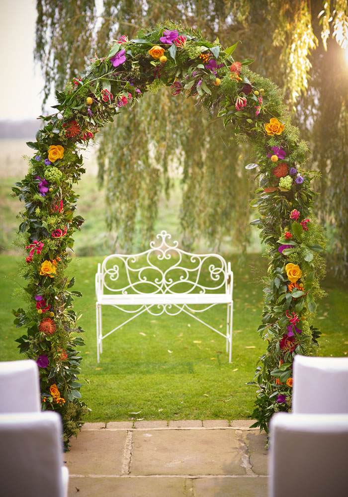 Five venue decoration trends for summer