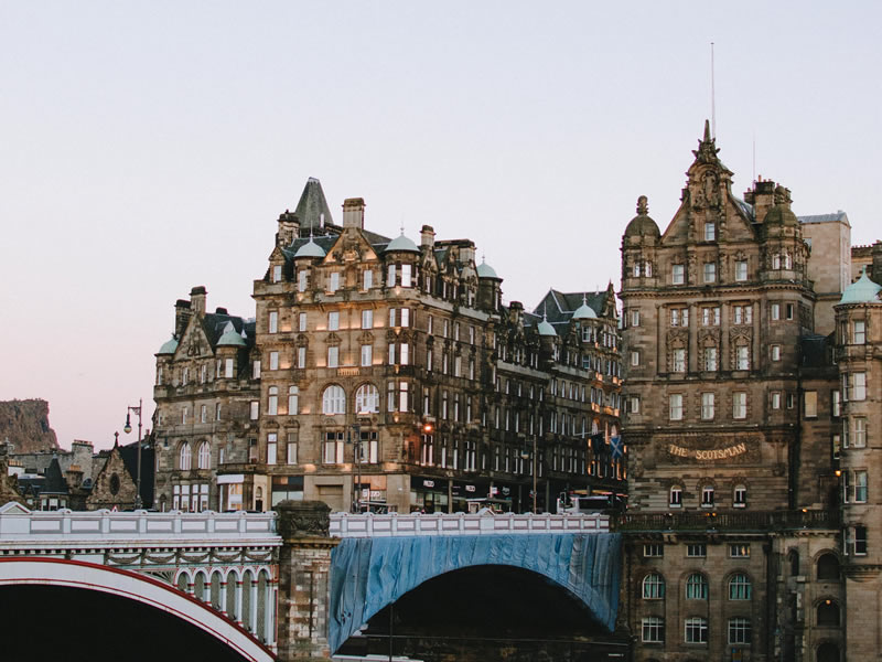 Destination proposal spots Scotland