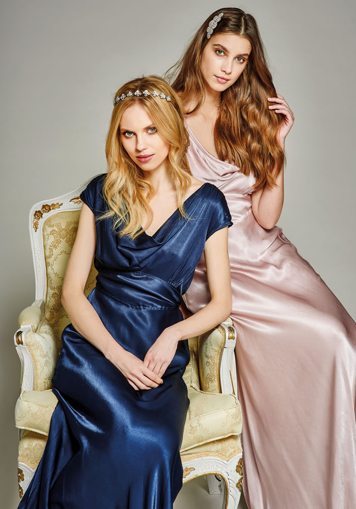 Win Bridesmaid & Flower Girl Dresses by Ghost!