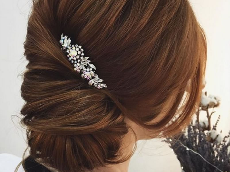 Focus on getting your tresses tamed with some irresistible styles to complete your bridal look from our easy hair hacks guide for every bride!