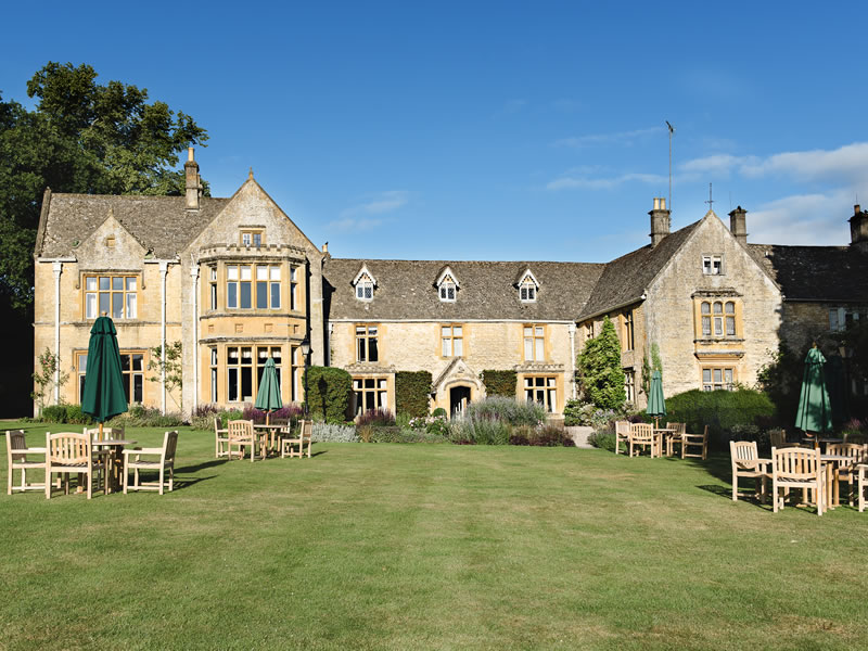 TOP 10 Cotswolds Wedding Venues: Lords of the Manor