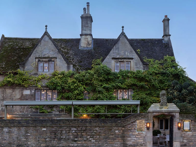TOP 10 Cotswolds Wedding Venues: Old Parsonage