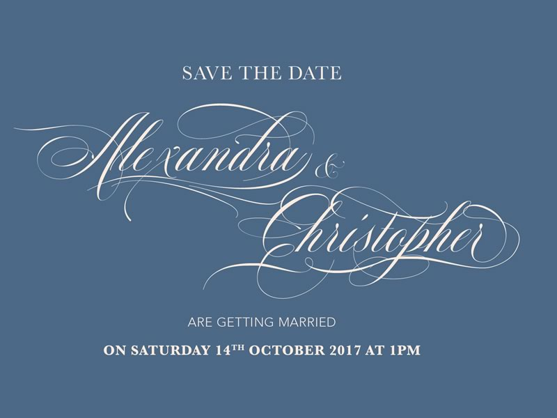 Save The Date Etiquette Guide