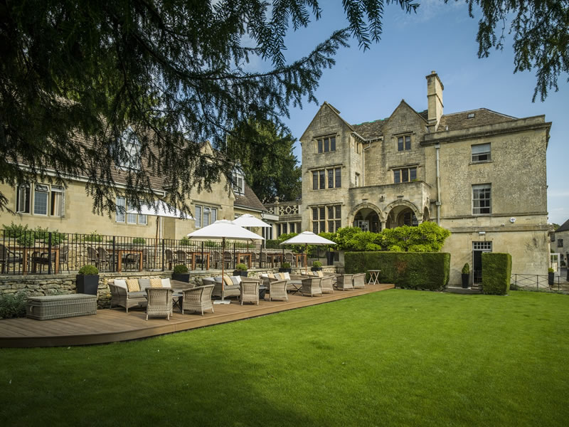 TOP 10 Cotswolds Wedding Venues: The Painswick
